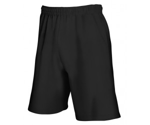 Fruit Of The Loom Lightweight Shorts- Tanak šorc Crna 64-036-36
