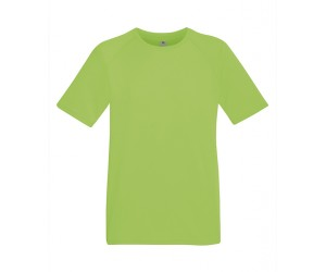 Fruit Of The Loom Men's Performance T Muška Majica Limeta zelena 61-390-LM